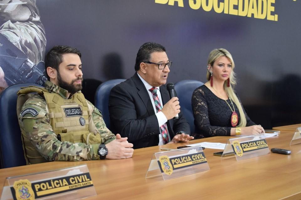 Foto: Divulgação PC ES