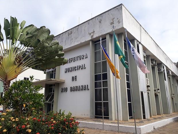 Prefeitura de Rio Bananal decreta ponto facultativo nesta sexta-feira (13/09)