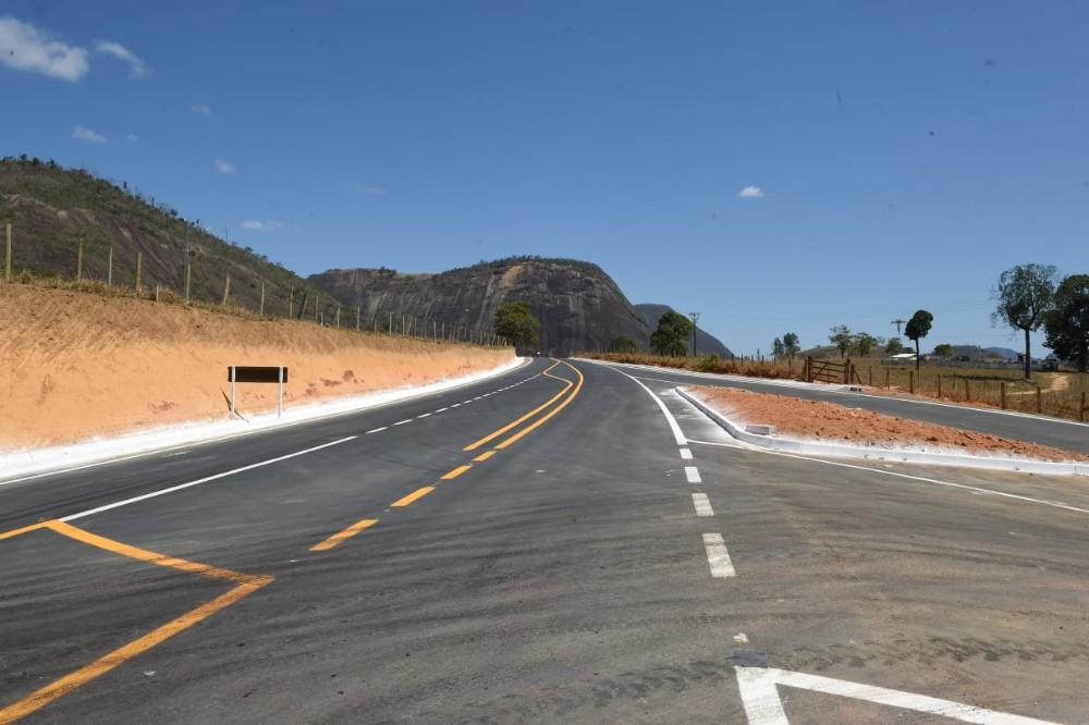Governo entrega implantação e pavimentação dos acessos a oito pontes em Nova Venécia