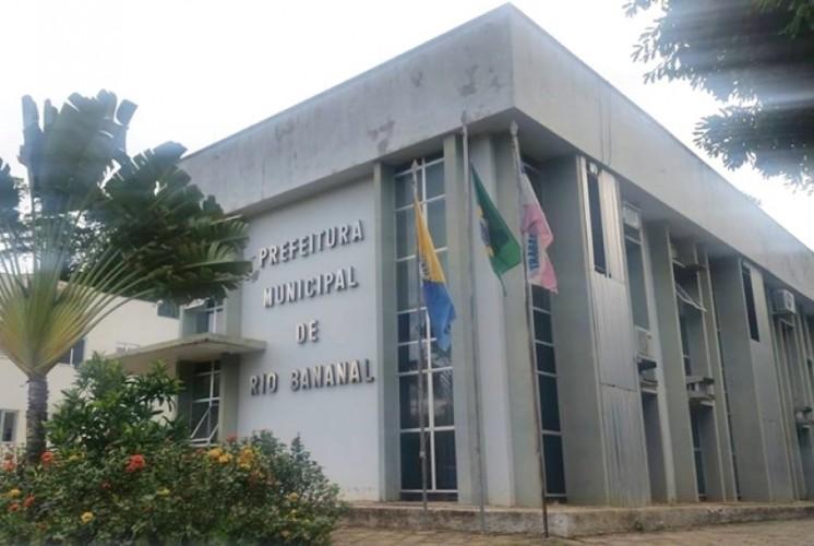 Prefeitura de Rio Bananal divulga edital do Processo Seletivo de contratação para 2020 - O Ribanense