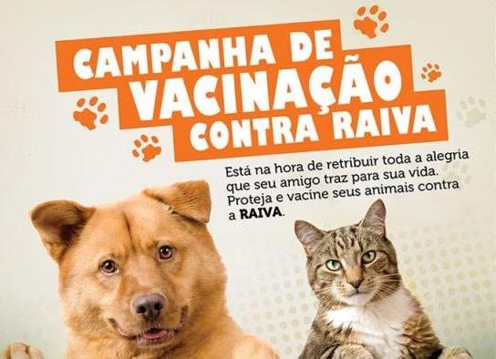 Campanha de Vacinação Antirrábica termina na próxima semana em Rio Bananal