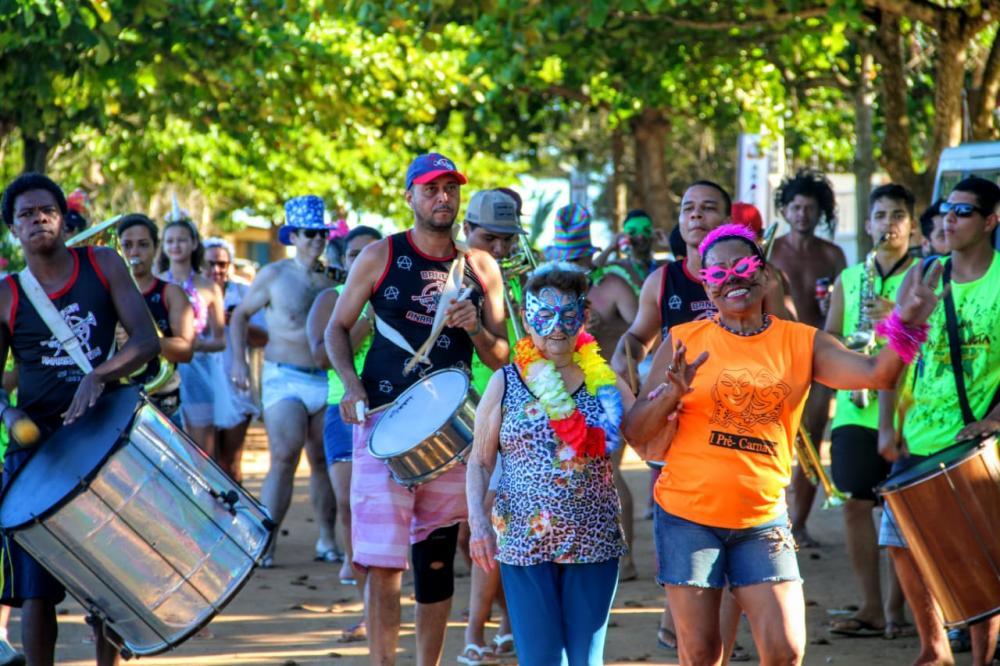 Marchinhas e shows vão animar o carnaval do litoral de Aracruz