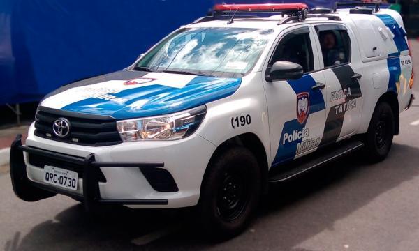 Polícia Militar prende três pessoas suspeitas de tráfico em Vila Velha