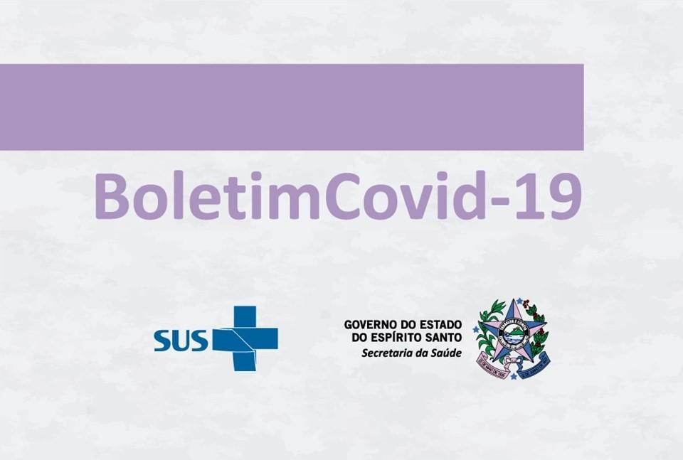 Secretaria da Saúde divulga 30º boletim da Covid-19
