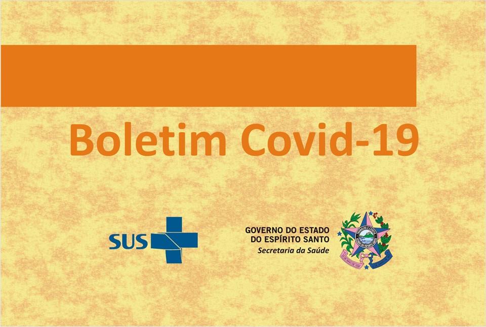 Secretaria da Saúde divulga 33º boletim da Covid-19