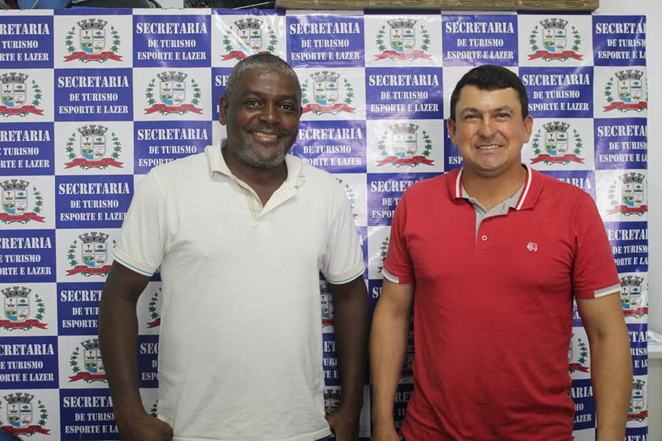 Rio Bananal tem novo secretário de esportes, cultura, lazer e turismo