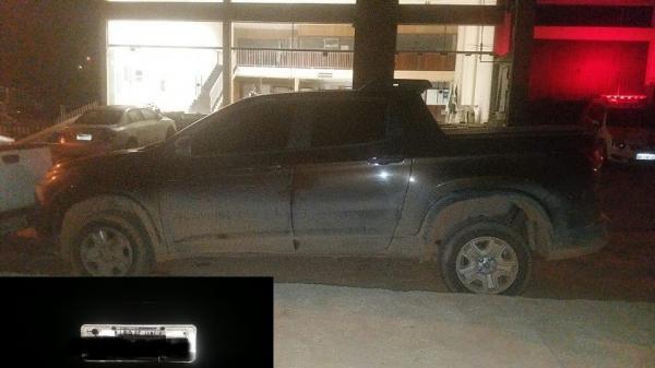 Polícia Militar Recupera Veículo em Ibatiba