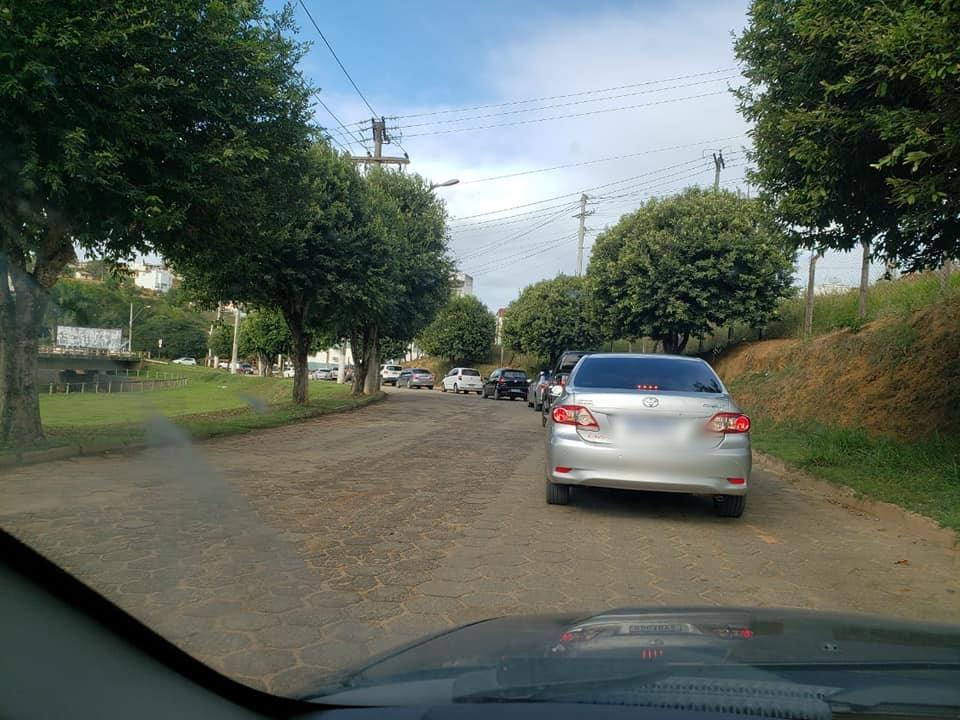 Rio Bananal promove carreata contra o fechamento do Fórum