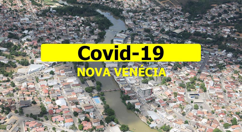 Nova Venécia registra mais dois óbitos por Covid-19 no final de semana