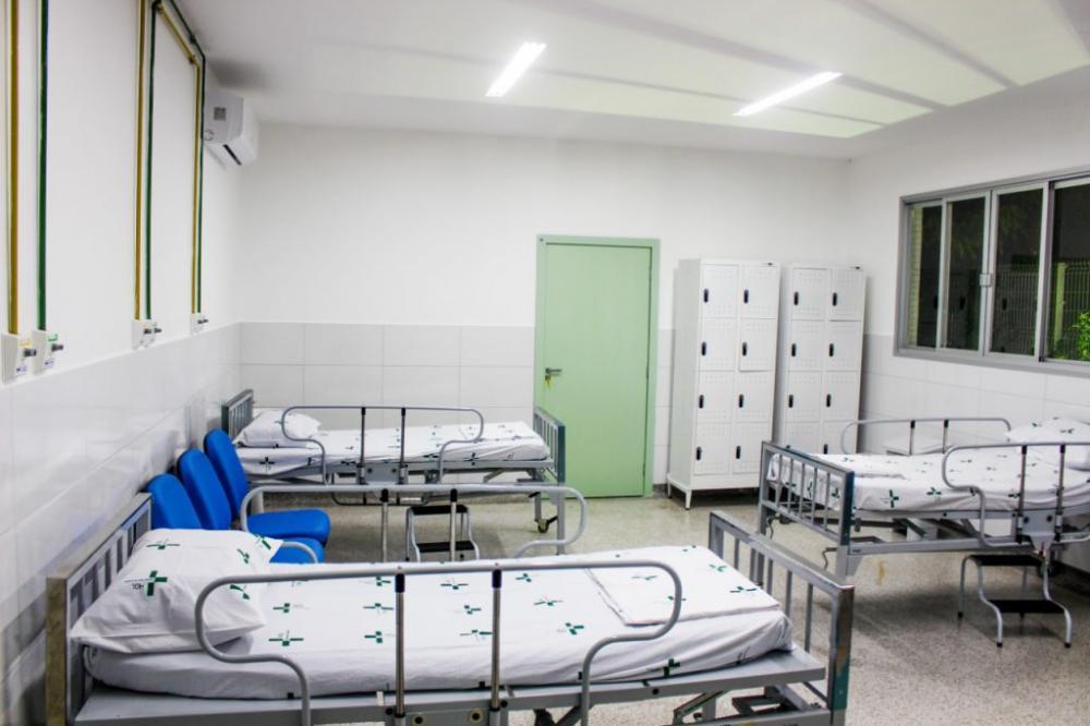 Upa Infantil 24 horas, no Shell, iniciará atividades e HGL terá ala exclusiva para tratamento do coronavírus