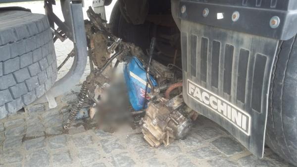Motociclista morre após acidente na BR 101, em Linhares