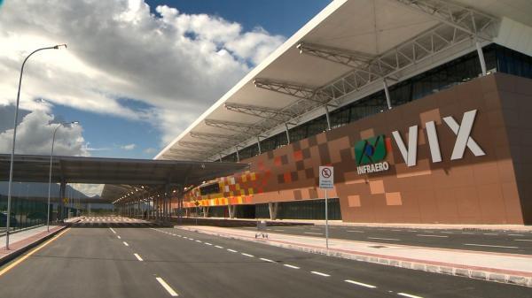 Aeroporto de Vitória terá voo direto para Buenos Aires a partir de janeiro