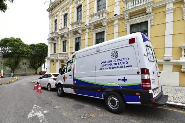 Rio Bananal ganha nova ambulância