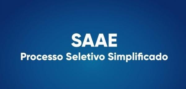 SAAE de Rio Bananal lança Edital de Processo Seletivo