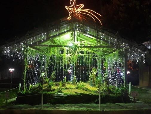 """Prefeitura de Rio Bananal inaugura o projeto """"Natal Tempo de Luz"""""""