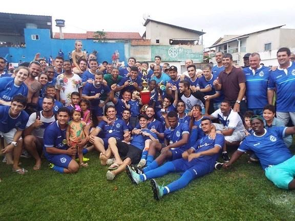 Grêmio e São Jorge são os campeões do Campeonato Ribanense de Futebol 2018