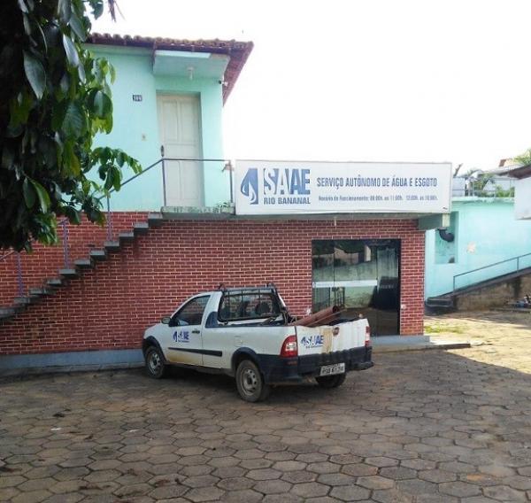 SAAE de Rio Bananal divulga resultado preliminar do processo seletivo