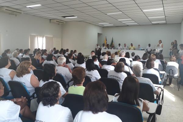 Rio Bananal realiza Primeira Conferência Municipal dos Direitos da Pessoa Idosa
