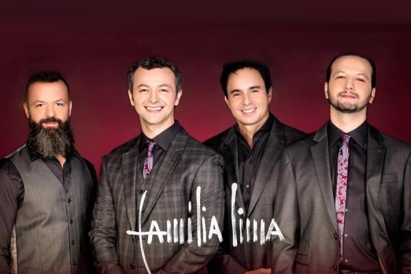 Linhares recebe concerto natalino da Família Lima