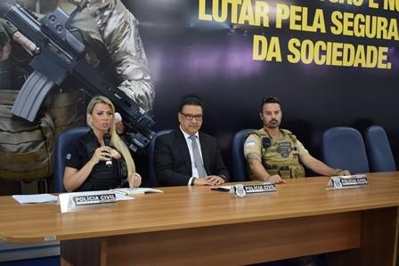 """Polícia Civil prende 23 suspeitos de crimes contra a mulher durante """"Operação Marias"""""""
