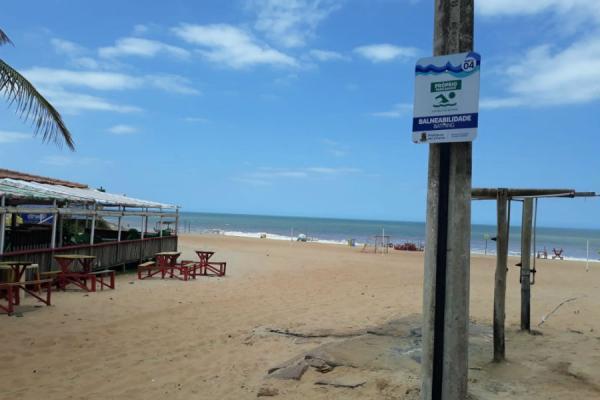 Balneabilidade: Linhares conta 10 pontos próprios para banho
