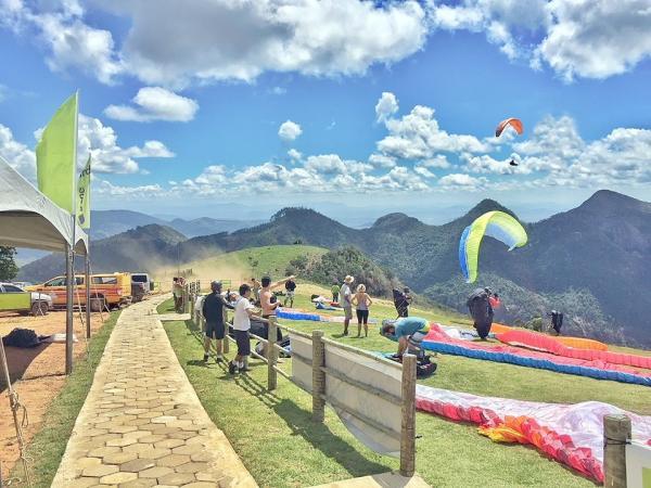 Circuito Mundial de Voo Livre movimenta turismo em Baixo Guandu
